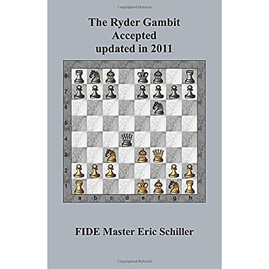 The Ryder Gambit Accepted updated in 2011: A Chess Works Publication, Used Book (9784871874434)