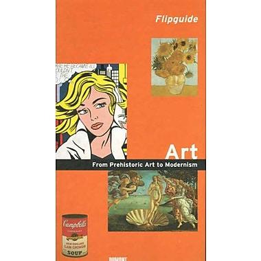 Art: From Prehistoric Art Until Modernism (Flipguide), New Book (9783770170487)