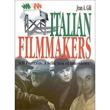 Italian Filmmakers: Self Portraits: A Selection of Interviews, Used Book (9788873011491)
