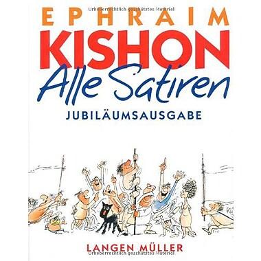 Alle Satiren., New Book (9783784427386)