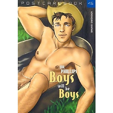 Boys Will Be Boys: Postcard Book #45 (9783861872924)