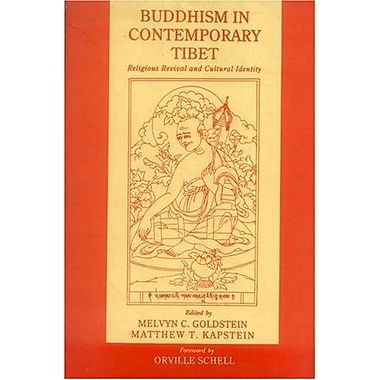 Buddhism in Contemporary Tibet: Religious Revival and Cultural Identity, New Book (9788120816282)