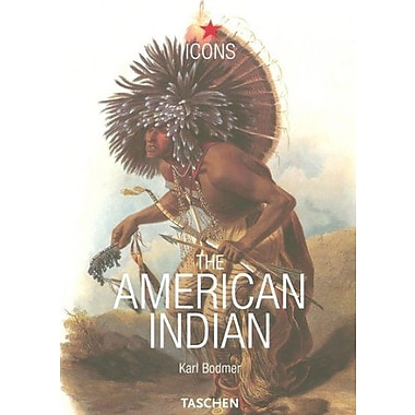 The American Indian (Icons), New Book (9783822847381)