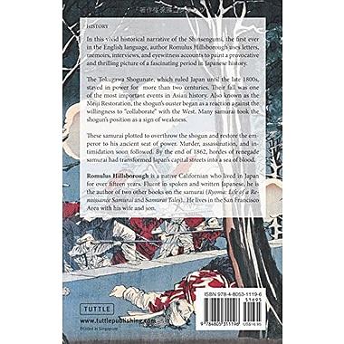Shinsengumi: The Shogun's Last Samurai Corps, New Book (9784805311196)
