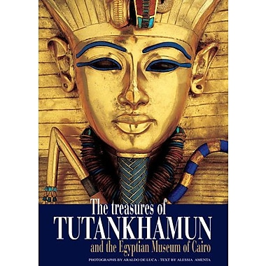 The Treasures of Tutankhamun: And of the Egyptian Museum of Cairo, Used Book (9788854400689)