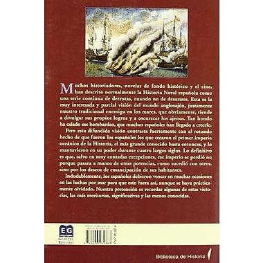Victorias Por Mar de los Espanoles (Spanish Edition), New Book (9788496281387)