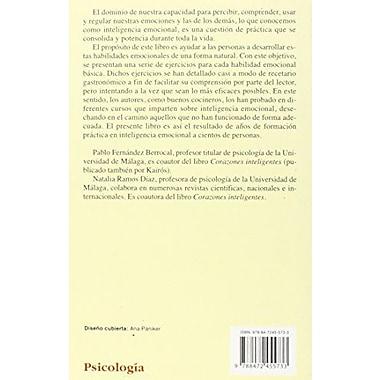 Desarrolla tu inteligencia emocional, New Book (9788472455733)