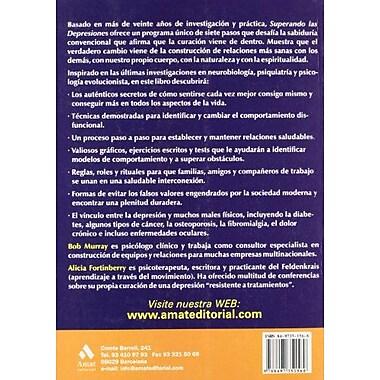 Superando las depresiones: Las siete claves para crear optimismo y disfrutar de la vida, New Book (9788497351560)