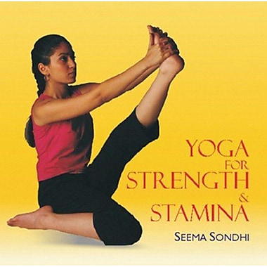 Yoga for Strength and Stamina, New Book (9788183280266)