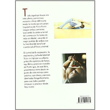 Yoga + Pilates/Yoga & Pilates: Paso a paso/ Step by Step (Spanish Edition), New Book (9788466211895)