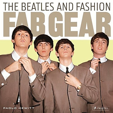 Fab Gear: The Beatles and Fashion, Used Book (9783791345635)