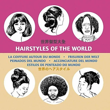 Hairstyles of the World (9789054960829)