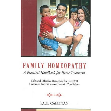 Family Homeopathy, New Book (9788131908075)