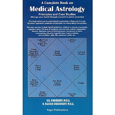Manage Your Health Through Preventive Astral Remedies, New Book (9788170820208)
