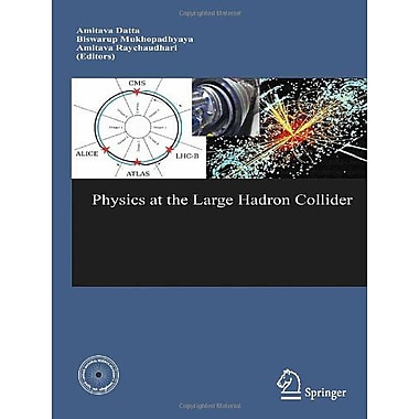 Physics at the Large Hadron Collider, Used Book (9788184892154)