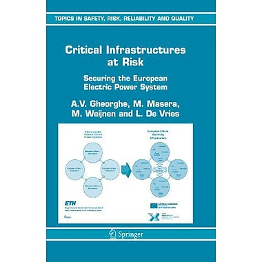 Critical Infrastructures at Risk: Securing the European Electric Power System(Topics in Safety, Risk, (9789048171033)