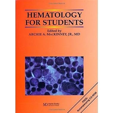 Hematology for Students (Teksten En Toelichting) (9789057026461)