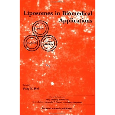 Liposomes in Biomedical Applications (Drug Targeting and Delivery), Used Book (9783718657018)