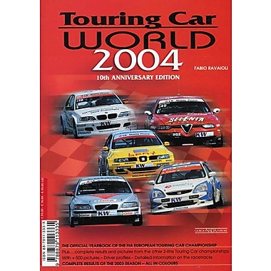 Touring Car World 2004, New Book (9788879113335)