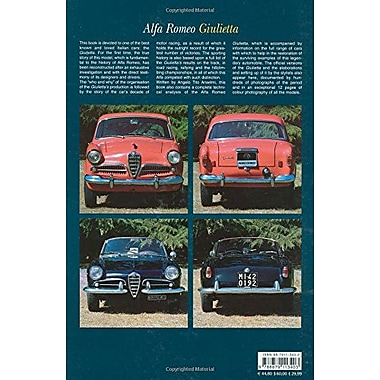 Alfa Romeo Giulietta: 1954-2004 Golden Anniversary: the full history of the Giulietta model range (9788879113403)