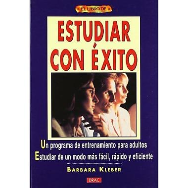 Estudiar Con Exito (Spanish Edition), Used Book (9788495873941)
