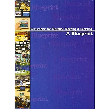 Classrooms for Distance Teaching and Learning: A Blueprint (9789061868675)