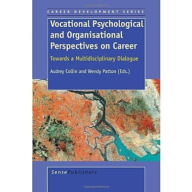 Vocational Psychological and Organisational Perspectives on Career (Career Development), New Book (9789087909154)