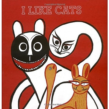 I Like Cats, Used Book (9788190675611)