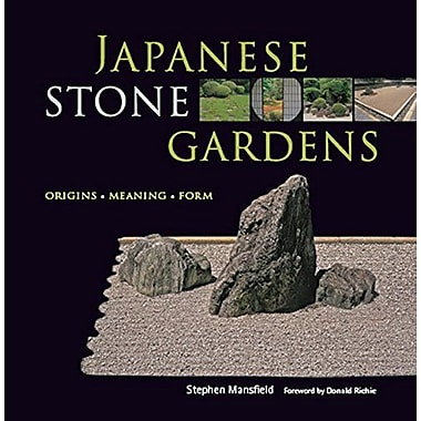 Japanese Stone Gardens: Origins, Meaning, Form, New Book (9784805310564)