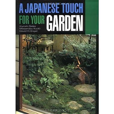 A Japanese Touch for Your Garden, New Book (9784770016614)