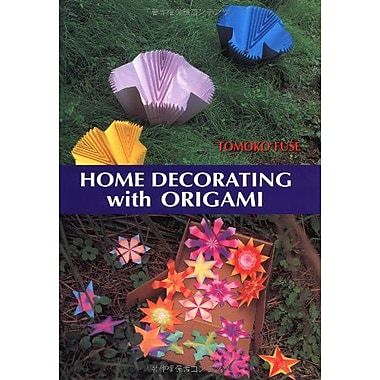 Home Decorating with Origami, Used Book (9784889960594)