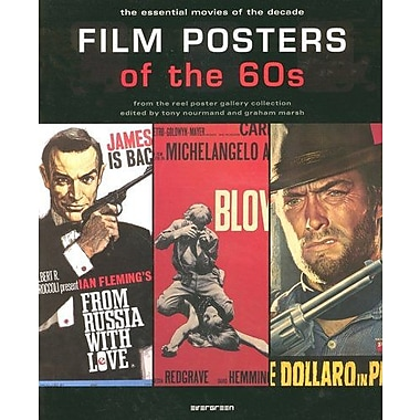 Film Posters Of The 60s: The Essential Movies Of The Decade, New Book (9783822845264)