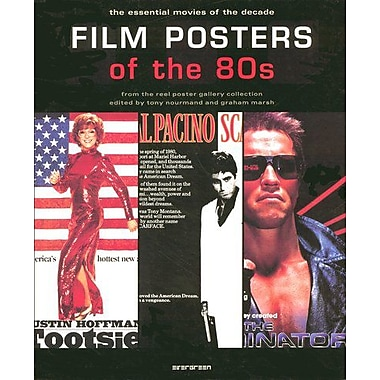 Film Posters of the 80s: The Essential Movies of the Decade, New Book (9783822845363)
