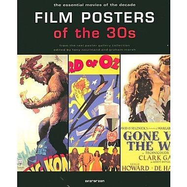 Film Posters of the 30s: The Essential Movies of the Decade (9783822845110)