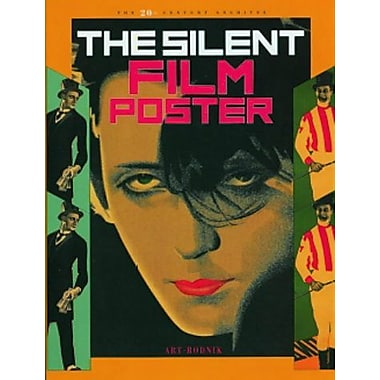 The Silent Film Poster: Russia 1900-1930, Used Book (9785888960615)