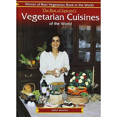 Epicure's Vegetarian Cuisines of the World, New Book (9788176930840)
