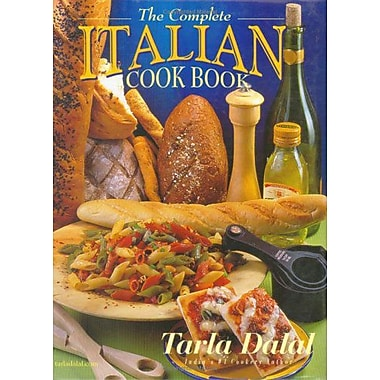 The Complete Italian Cook Book, Used Book (9788186469521)