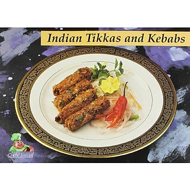 Tikkas and Kebabs (Chefs Special) (9788174360779)