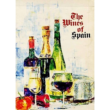The wines of Spain, Used Book (9788472010024)
