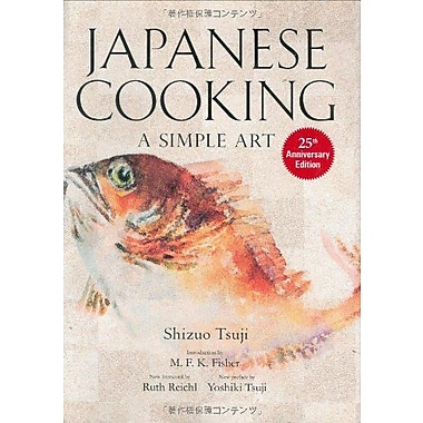 Japanese Cooking: A Simple Art, New Book (9784770030498)