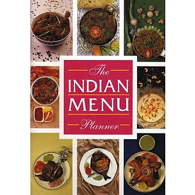 The Indian Menu Planner, Used Book (9788174370181)