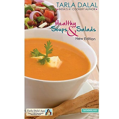 Healthy Soups & Salads (Total Health Series), New Book (9788186469804)
