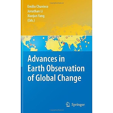 Advances in Earth Observation of Global Change (9789048190843)