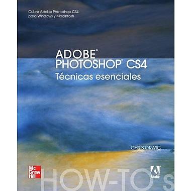 Adobe Photoshop Cs4 Tecnicas Esenciales (Spanish Edition), Used Book (9786071502247)