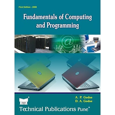 Fundamentals of Computing and Programming, Used Book (9788184315097)