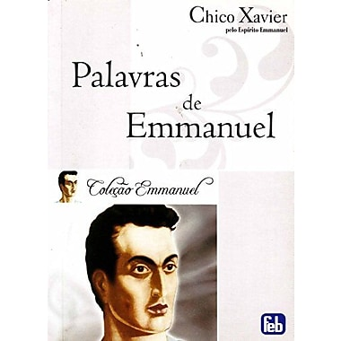 Palavras de Emmanuel (Portuguese Edition), Used Book (9788573285567)