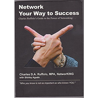 Network You Way to Success, New Book (9789080823617)