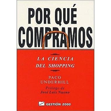 Por Que Compramos, Used Book (9788480887960)