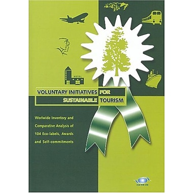 Voluntary Initiatives for Sustainable Tourism, Used Book (9789284405091)