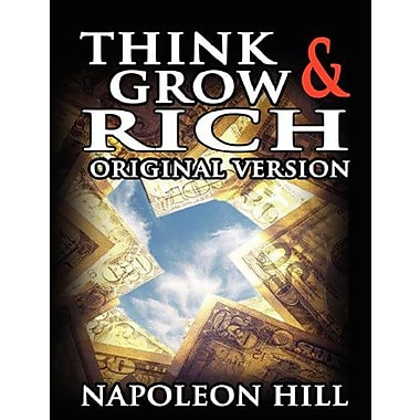 Think and Grow Rich, New Book (9789562910422)